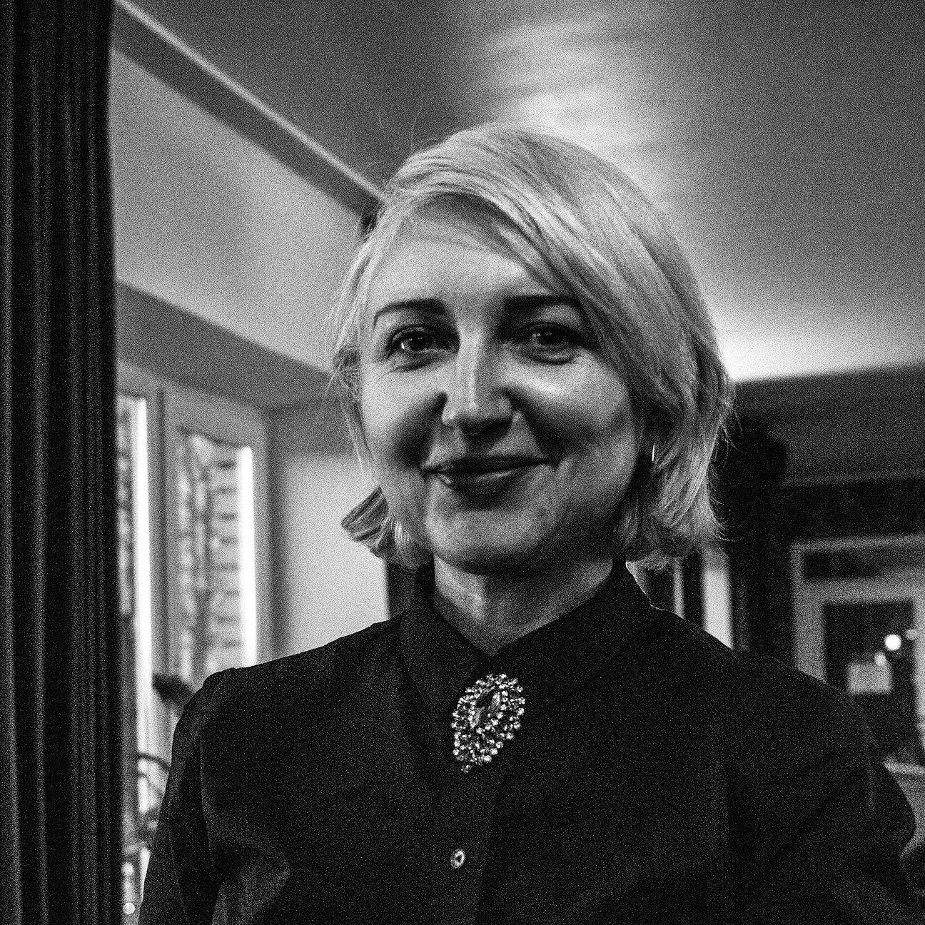 Наташа Падабед. Фото из личного архива