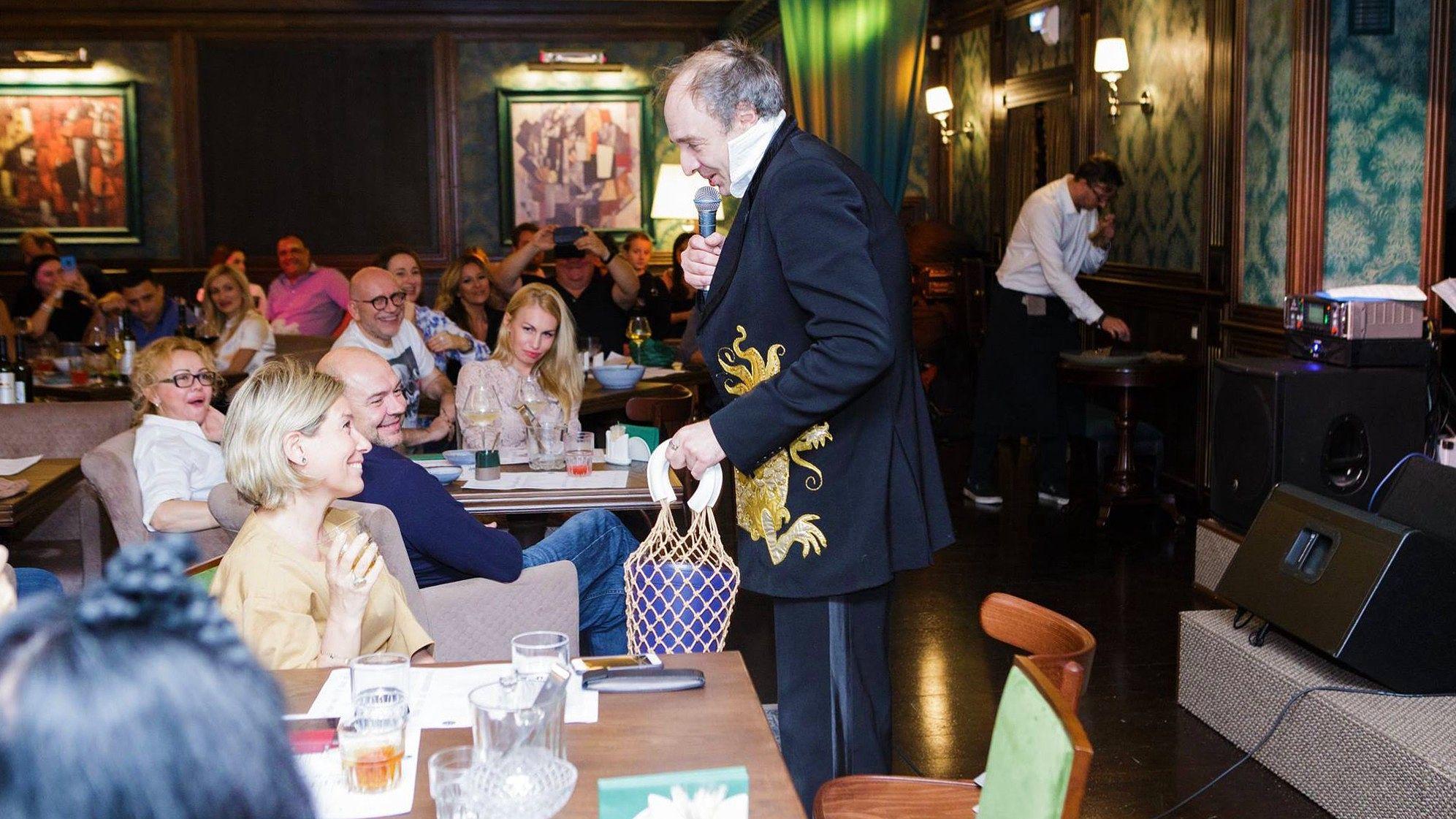 Фото: ресторан «Живаго» FB