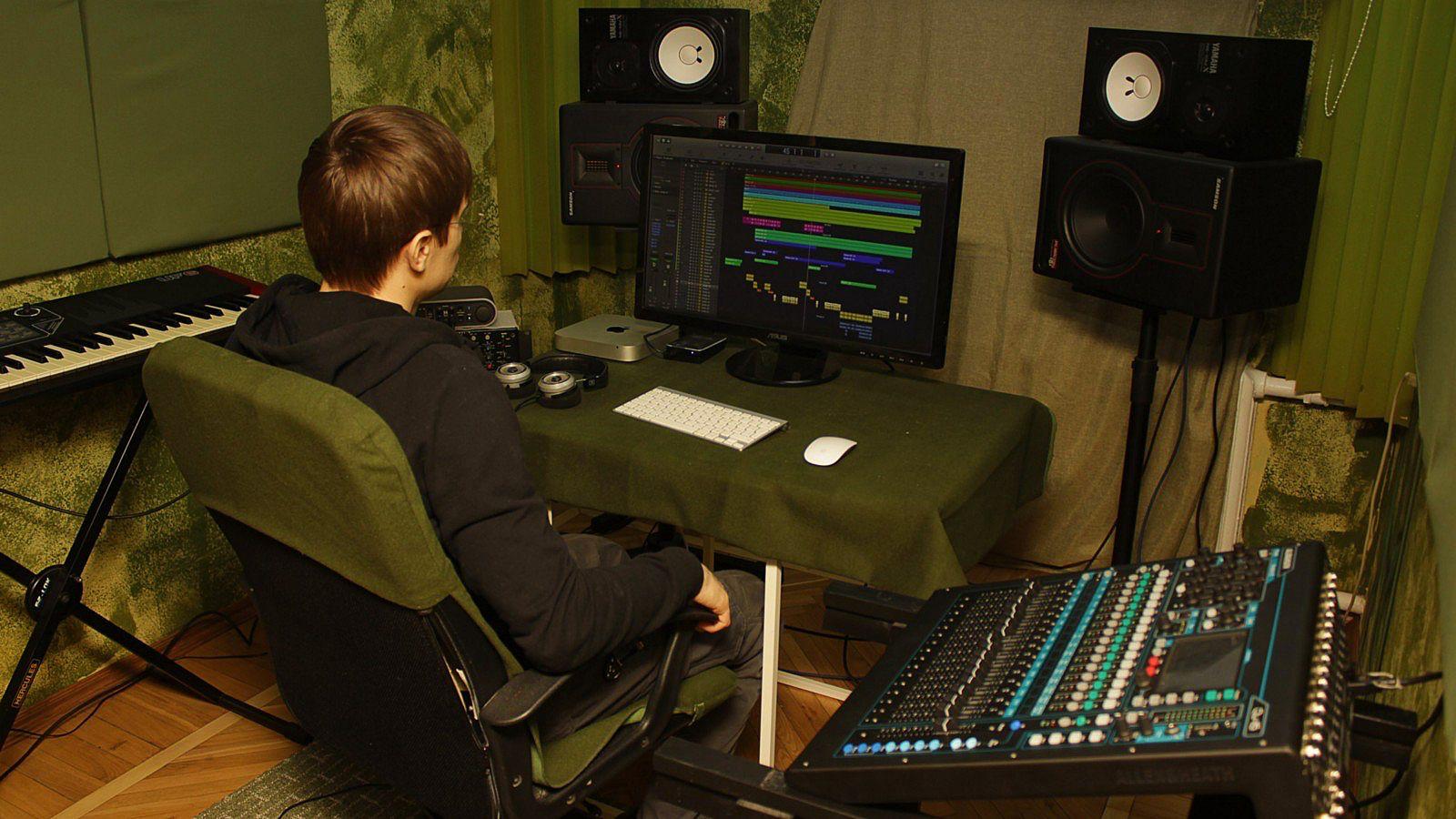 Academy of Sound. Фото: VK