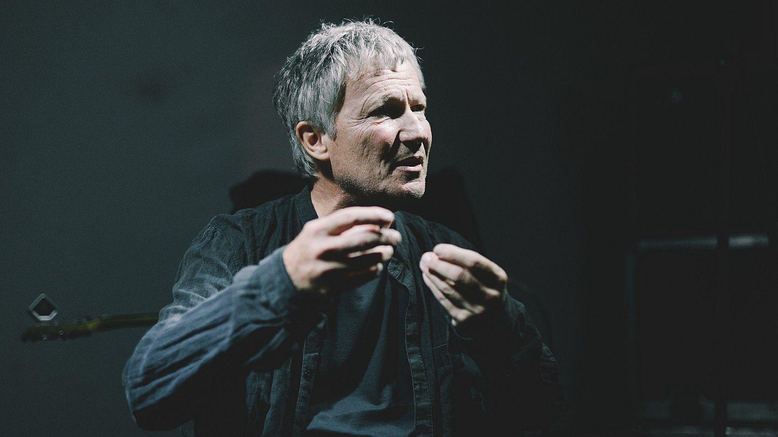 Михаэль Ротер во время ИМИ.Семинара в Powerhouse Moscow 28 августа 2019 года. Фото: Марк Серый