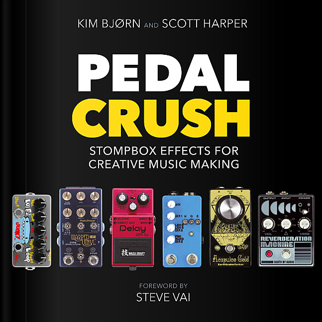 Pedal Crush — Stompbox Effects For Creative Music Making