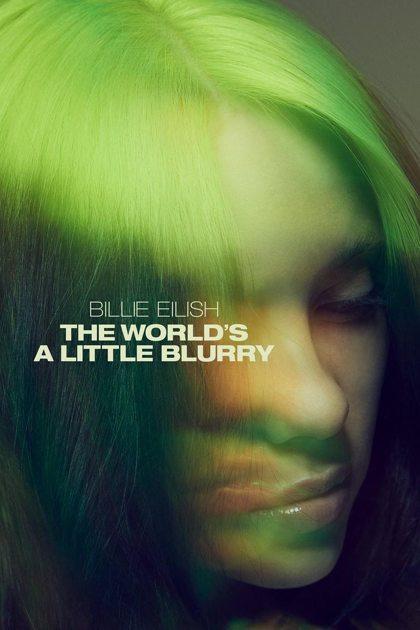 Билли Айлиш: Слегка размытый мир