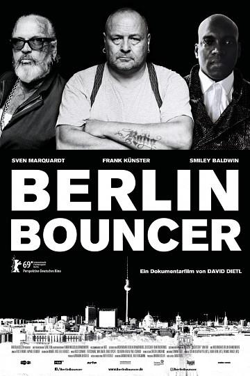 Берлинский фейсконтрольщик