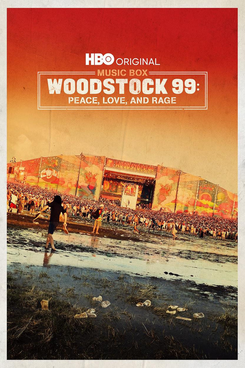 Вудсток 99: Мир, любовь иярость
