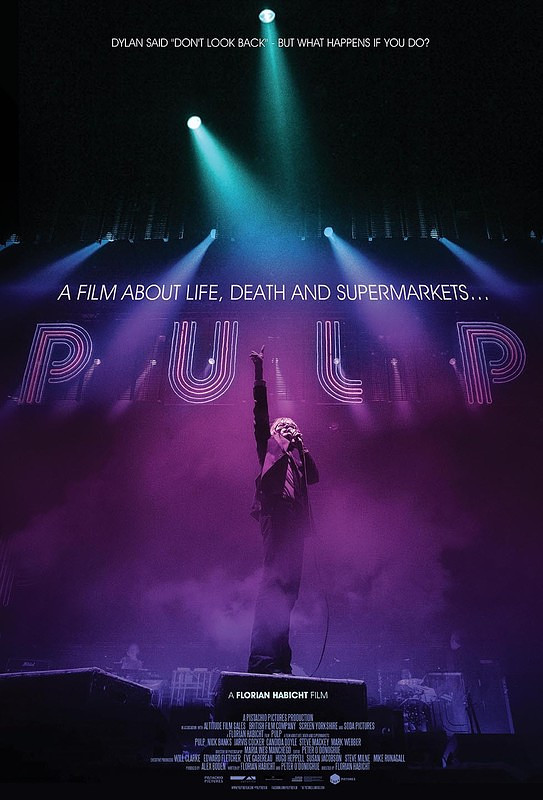 Pulp: фильм ожизни, смерти исупермаркетах