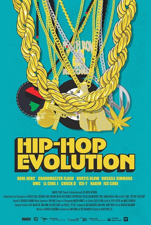 Эволюция хип-хопа