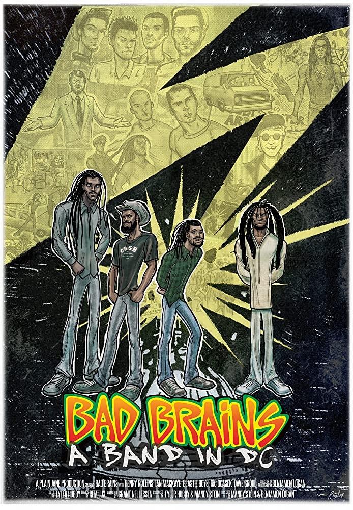 Bad Brains: Группа округа Колумбия