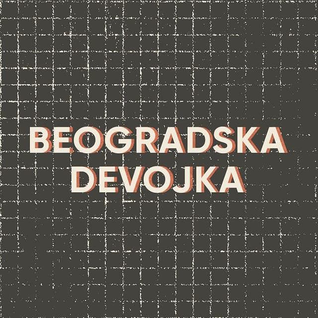 Beogradska Devojka