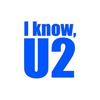 Iknow, U2