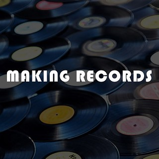 MAKING RECORDS with ERIC VALENTINE